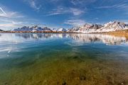 Vers le pic du lac Blanc